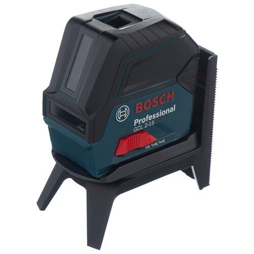 Лазерный уровень BOSCH GCL 2-15 Professional + RM 1 Professional (0601066E00)Нивелиры и лазерные уровни<br>