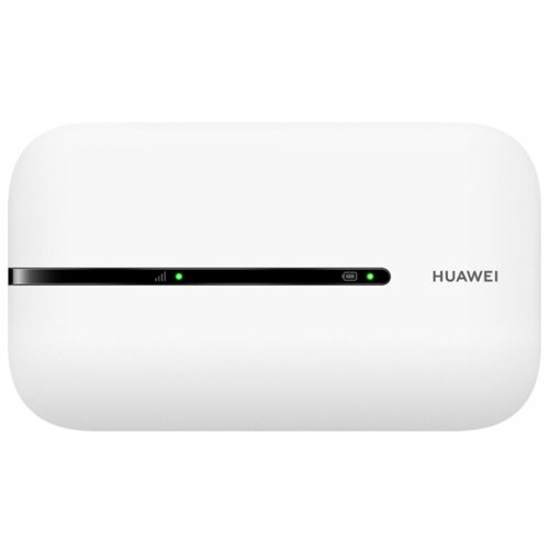 Wi-Fi роутер HUAWEI E5576 белый wi fi роутер huawei b310 черный
