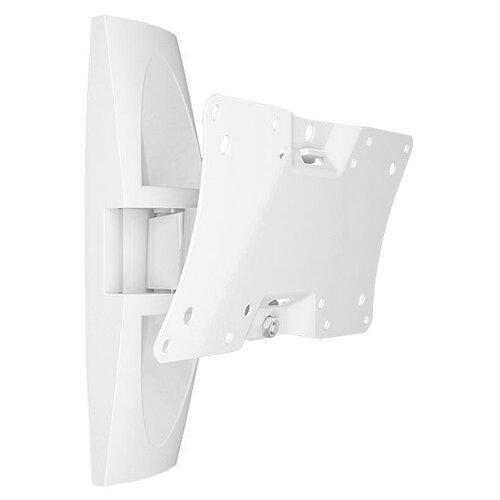 Фото - Кронштейн на стену Holder LCDS-5062 белый кронштейн на стену holder lcds 5020 белый