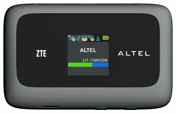 Wi-Fi роутер ZTE MF910L — купить по выгодной цене на Яндекс.Маркете