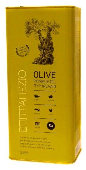 Epitrapezio Масло столовое оливковое Pomace, жестяная банка