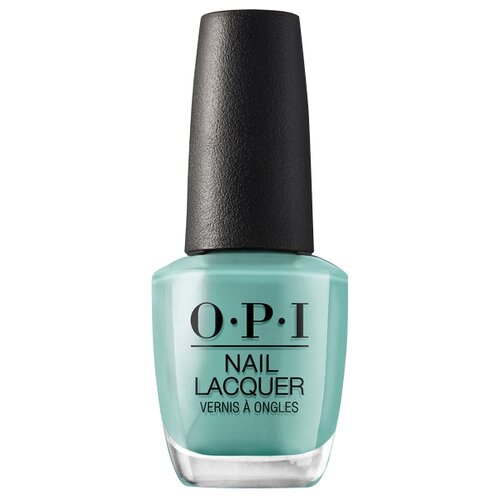 Лак OPI Nail Lacquer Mexico City Collection, 15 мл, оттенок Verde Nice to Meet You opi infinite shine nail lacquer from here to eternity 15 мл