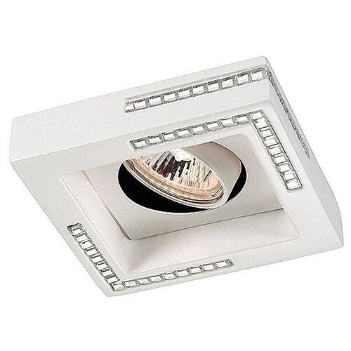 Встраиваемый светильник Novotech Fable 369843 встраиваемый светильник novotech neviera 143 370171