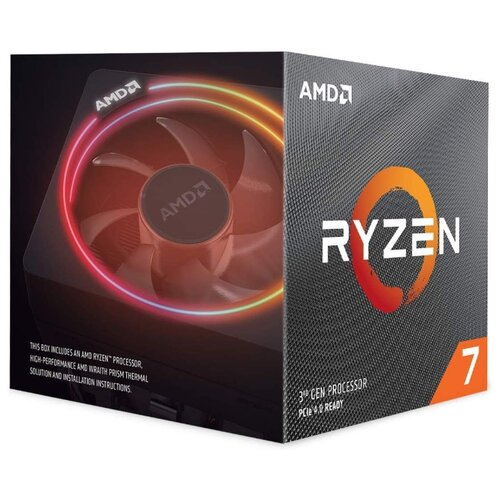 процессор amd ryzen threadripper 1950x wof 4 0ghz 40mb yd195xa8aewof socket str4 box Процессор AMD Ryzen 7 3700X BOX