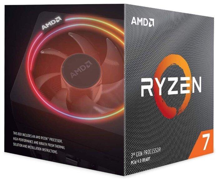 Процессор AMD Ryzen 7 3700X — купить по выгодной цене на Яндекс.Маркете – 17 предложений