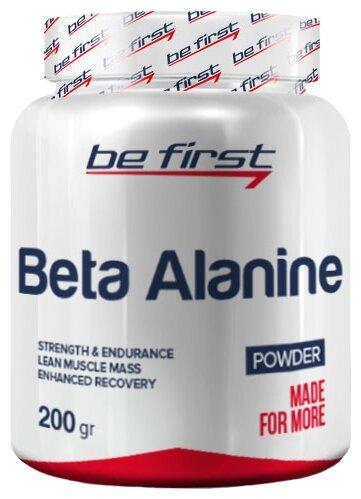Аминокислота Be First Beta Alanine Powder (200 г)