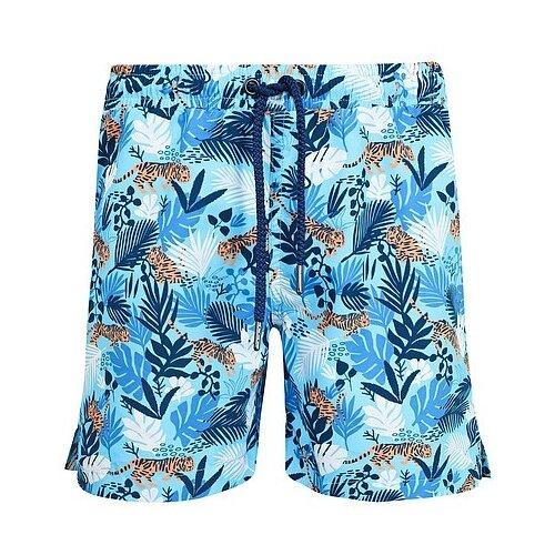 Купить Шорты для плавания Sunuva размер 146, синий, Белье и пляжная мода