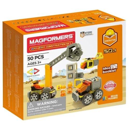 Магнитный конструктор Magformers Amazing 717004 Construction Set magformers магнитный конструктор ice world 30 деталей magformers