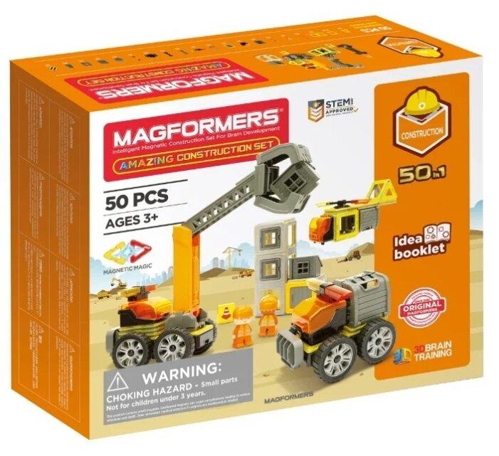 Магнитный конструктор Magformers Amazing 717004 Construction Set фото 1
