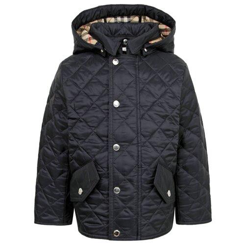 Куртка Burberry размер 80, синий куртка burberry