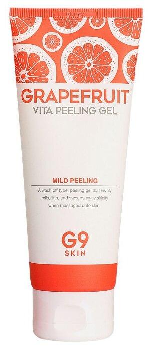 G9SKIN пилинг гель для лица Grapefruit Vita