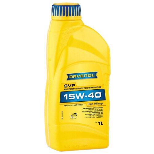 цена на Моторное масло Ravenol SVP Stand Viscos Perform Oil SAE 15W-40 1 л