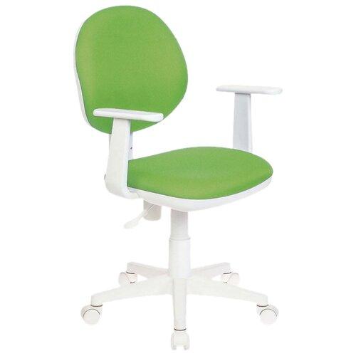 Компьютерное кресло Бюрократ CH-356AXSN детское, обивка: текстиль, цвет: 15-118 детское компьютерное кресло бюрократ кресло детское ch 204 f