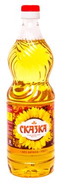 Сказка Масло подсолнечное — цены на Яндекс.Маркете