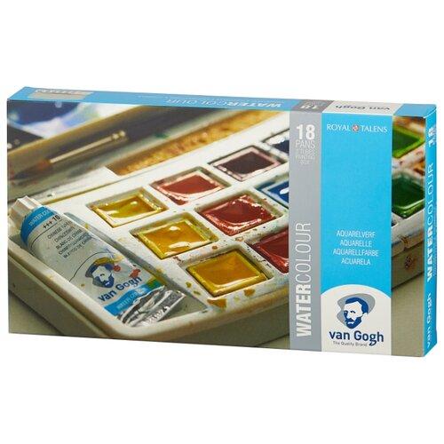 Фото - Van Gogh Акварельные краски Water colour 18 цветов (20808618) viorica guy marica van gogh