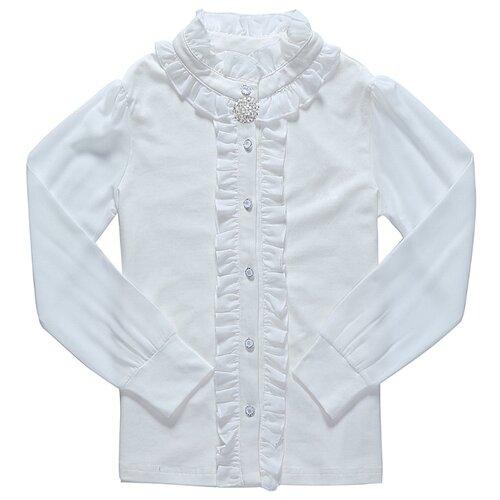 Блузка Luminoso размер 146, молочный
