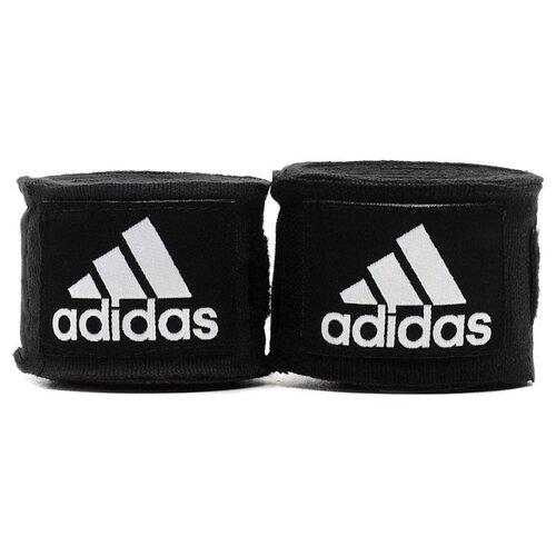 Кистевые бинты adidas Boxing Crepe Bandage 255 см черный