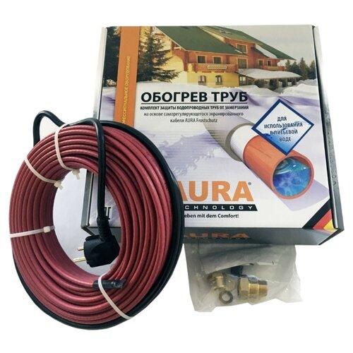 Греющий кабель саморегулирующийся AURA FS Inside 10-15