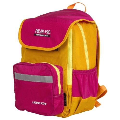 POLAR Рюкзак П2301 темно-розовый, Рюкзаки, ранцы  - купить со скидкой