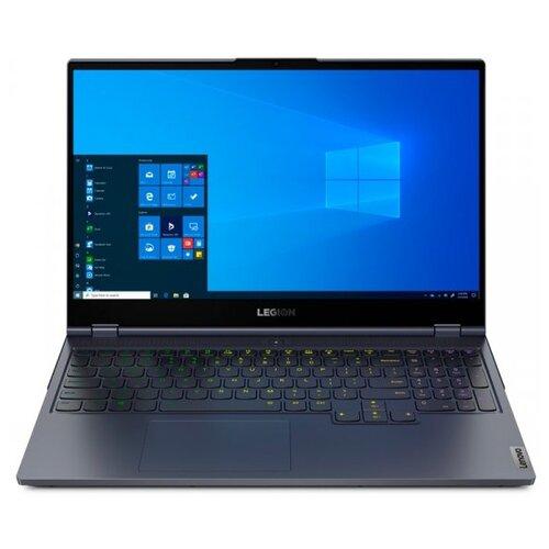 "Ноутбук Lenovo Legion 7i 15IMH05 (Intel Core i7 10750H 2600MHz/15.6""/1920x1080/16GB/512GB SSD/NVIDIA GeForce RTX 2070 Max-Q 8GB/Windows 10 Home) 81YT0017RU slate grey"