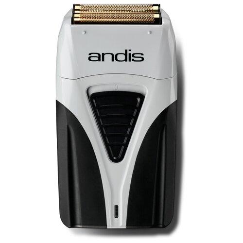 Электробритва Andis TS-2 белый/черный
