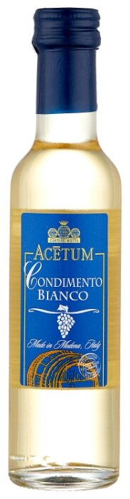 Уксус Acetum винный Бьянко 6% 250 мл