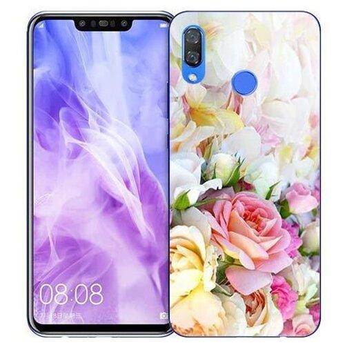 Купить Чехол Gosso 725774 для Huawei Nova 3 нежные розы