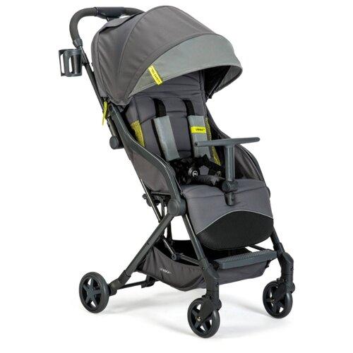 Фото - Прогулочная коляска Happy Baby Umma Pro graphite прогулочная коляска happy baby umma pro serenity