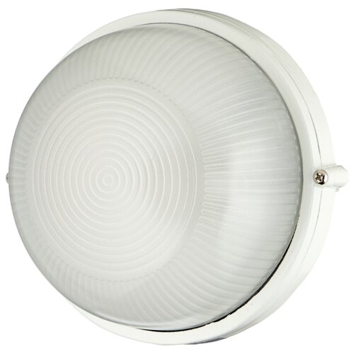 Светильник IEK НПП1301 (60Вт IP54), D: 18 см, E27