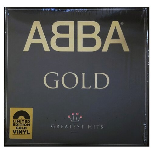 ABBA. Gold: Greatest Hits (2 LP) steely dan steely dan greatest hits 2 lp