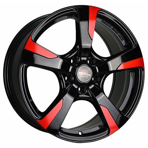 Фото - Колесный диск Yokatta Model-58 8x18/5x114.3 D60.1 ET35 B+R колесный диск 4go jj3