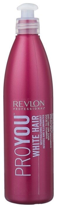 Шампунь Revlon Professional PRO YOU White Hair