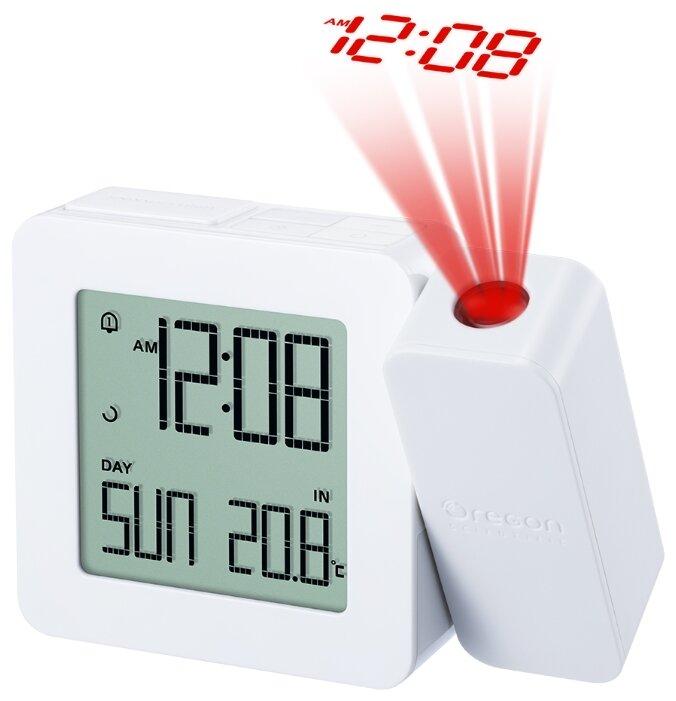 Oregon Scientific RM338P-b Проекционные часы (черные, PROJI)