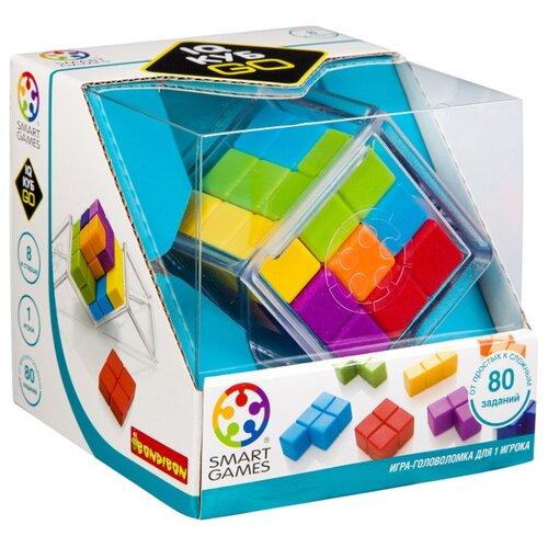 Головоломка BONDIBON Smart Games IQ-Куб GO (BB3331) головоломка mefferts m6620 куб призрак