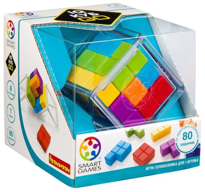 Головоломка BONDIBON Smart Games IQ-Куб GO (BB3331)