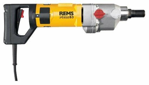 Установка для алмазного бурения REMS Пикус S3 Сет Титан