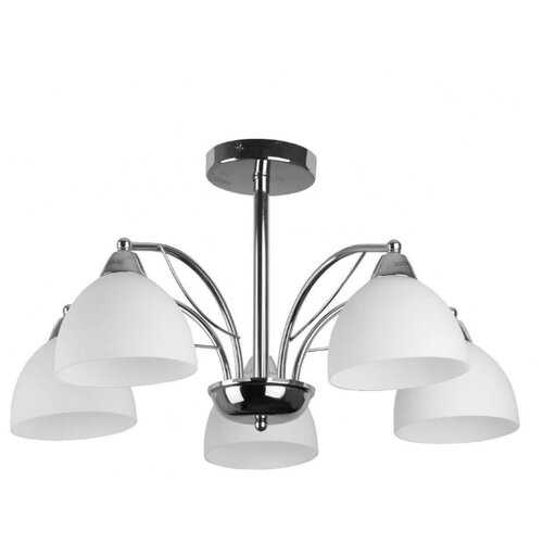 Люстра Toplight Celia TL3610X-05CH, E27, 300 Вт люстра toplight griselda tl1158 5d e27 300 вт