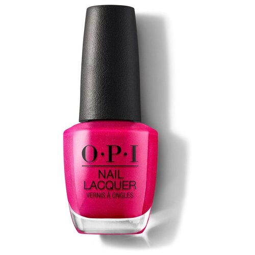 Лак OPI Nail Lacquer Classics, 15 мл, оттенок Pompeii Purple лак artistic nail design color revolution nail lacquer 15 мл оттенок cheeky