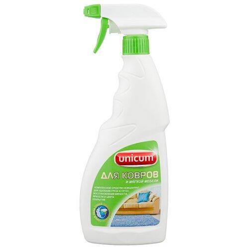 Unicum Спрей для чистки ковров и мягкой мебели 0.5 л недорого