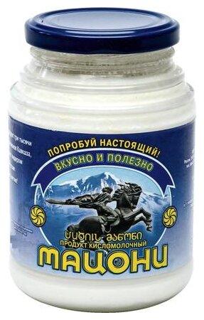 Ростовский завод плавленых сыров Мацони 3.2% 0.5 л