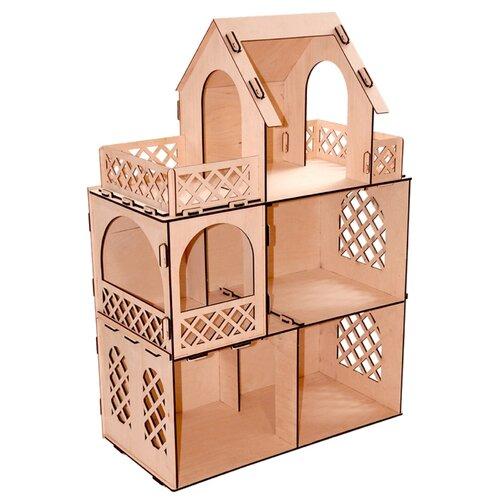 Сборная модель PAREMO Я дизайнер. Кукольный домик PD318-23