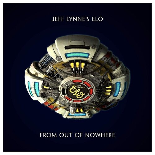 Electric Light Orchestra – Jeff Lynne's ELO: From Out Of Nowhere (виниловая пластинка)