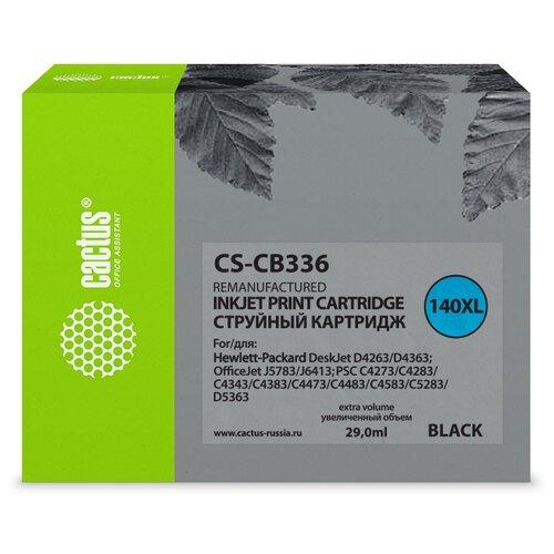 Фото - Картридж cactus CS-CB336 29 мл., совместимый картридж cactus cs cli471xlm 10 8 мл совместимый