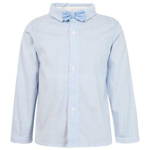 Купить Рубашка Mayoral размер 62-68, голубой, Футболки и рубашки