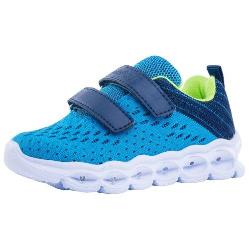 Кроссовки КОТОФЕЙ размер 25, голубой/синий кроссовки anta цвет голубой