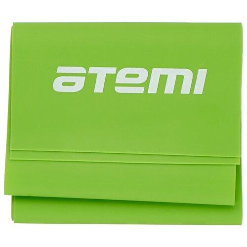 Эспандер лента ATEMI ALB03 150 х 12 см зеленый фото
