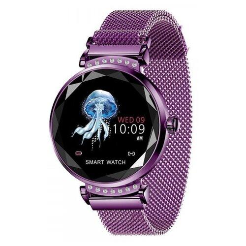 Умные часы LEMFO H2, bright purple