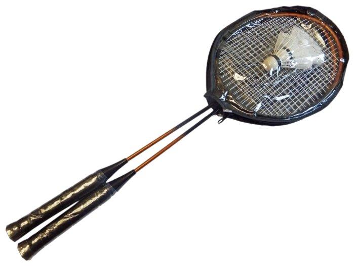 Набор ракеток для бадминтона 2шт Sport Elite HS-003