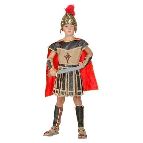 Купить Костюм SNOWMEN Римский воин (Е80746), красный, размер 11-14 лет, Карнавальные костюмы
