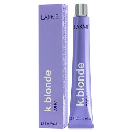 Купить Lakme тонер для волос K.Blonde, pearl, 60 мл